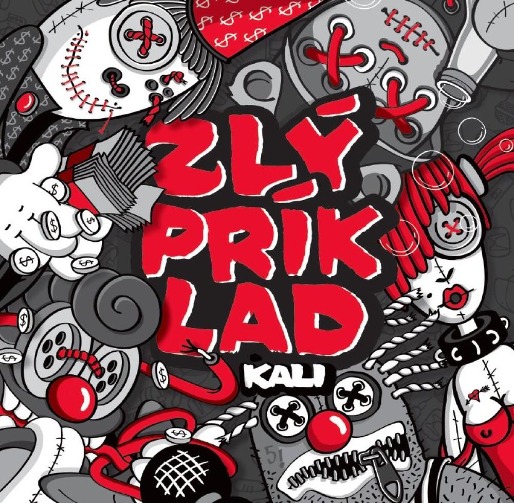 Kali - CD Zlý príklad - RUKAHORE SHOP