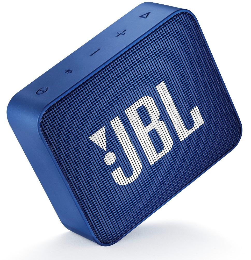JBL - Reproduktor JBL GO2 Blue