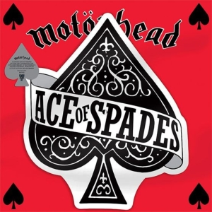 Motörhead - Vinyl ACE OF SPADES / DIRTY LOVE (7'')