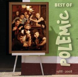 Polemic - CD BEST OF 1988 - 2008 (REEDICIA)
