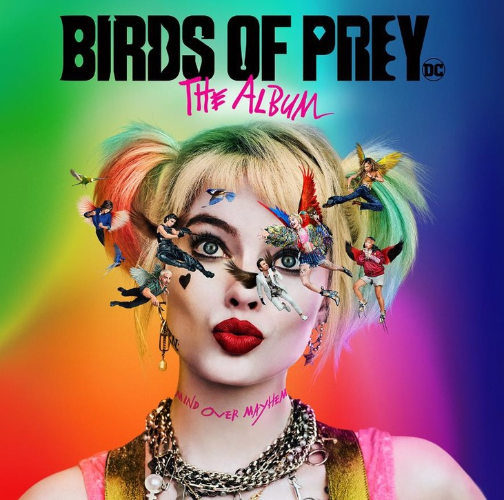 Various - Vinyl BIRDS OF PREY THE ALBUM