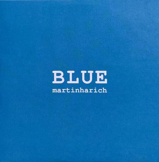 Martin Harich - CD BLUE (EP)