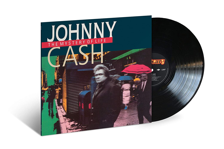 Johnny Cash - Vinyl THE MYSTERY OF LIFE