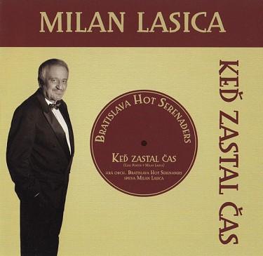 Milan Lasica - CD KEĎ ZASTAL ČAS