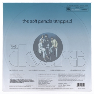 The Doors - Vinyl The Doors The Soft Parade / Stripped Doors Only Mix