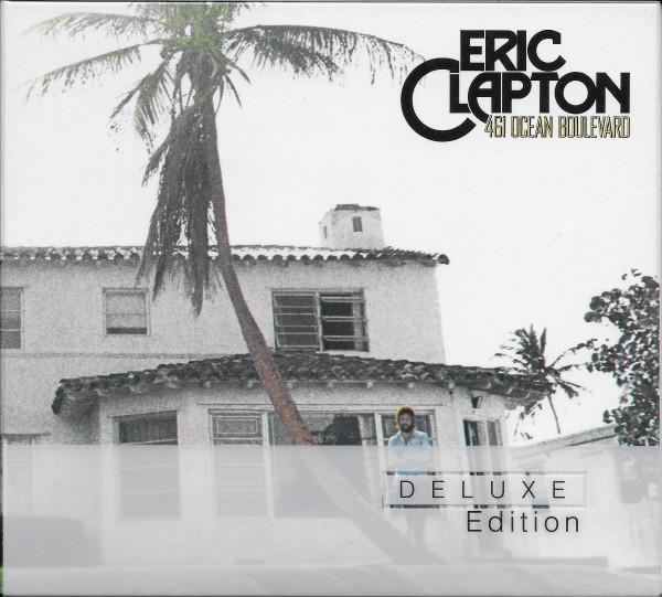 Eric Clapton - CD 461 OCEAN BLVD.-DELUXE ED.