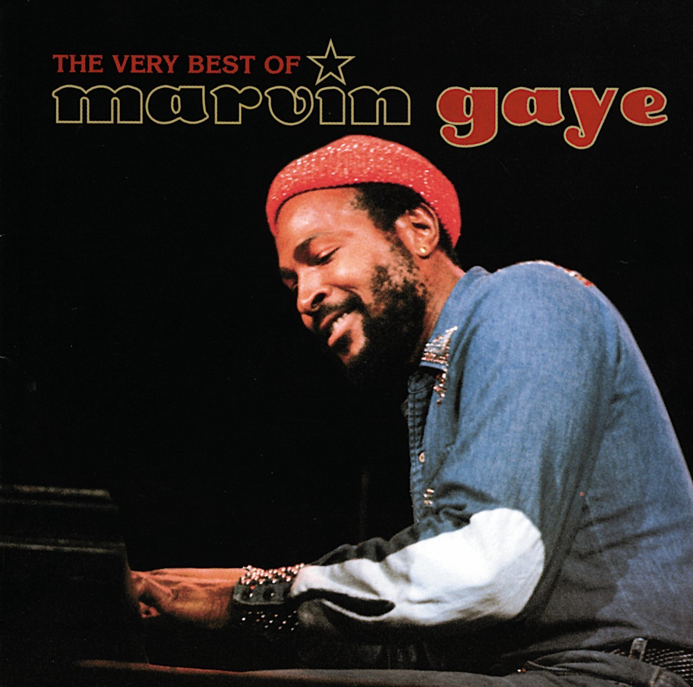 MARVIN GAYE - CD THE VERY BEST OF