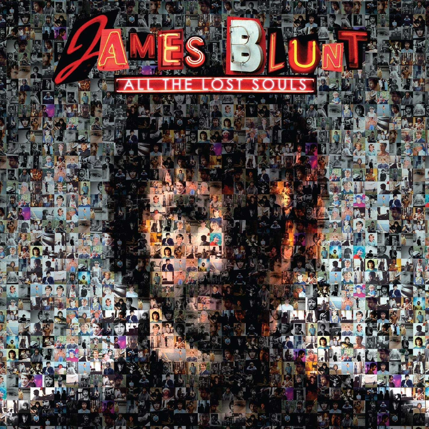 James Blunt - CD ALL THE LOST SOULS