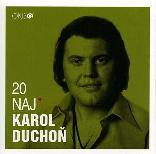 Karol Duchoň - CD 20 NAJ