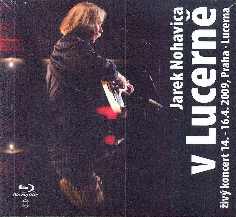 Jaromír Nohavica - Blu-ray V LUCERNE (BLU-RAY)