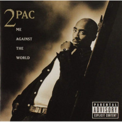 2Pac - Vinyl ME AGAINST THE WORLD