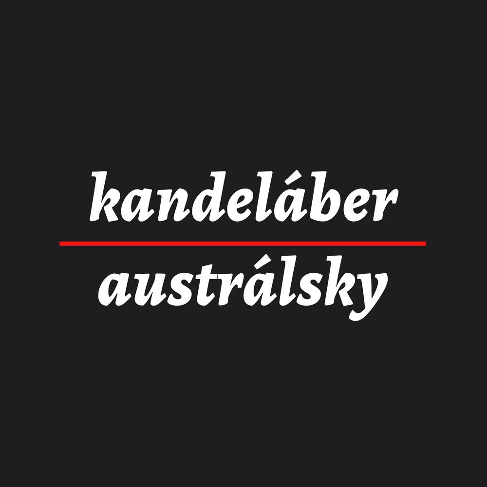Kandeláber austrálsky