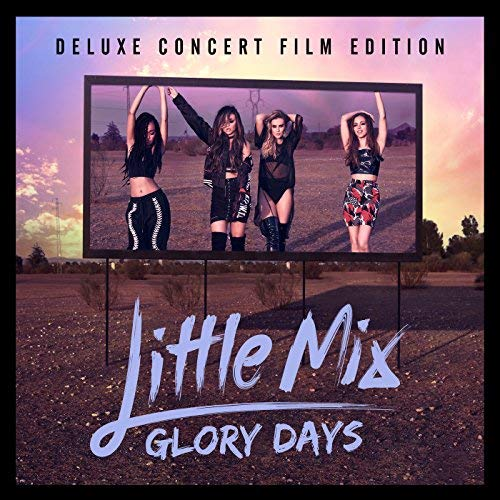 Little Mix - CD Glory Days (Deluxe Edition)