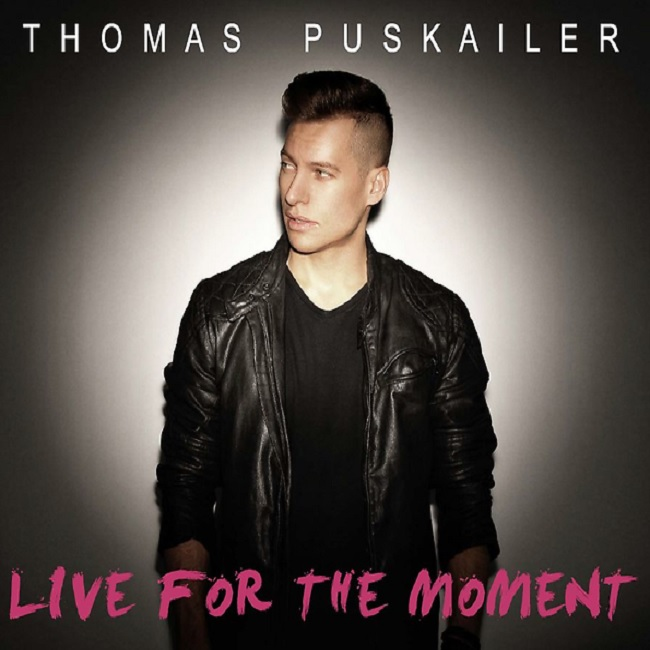Thomas Puskailer - CD Live For The Moment