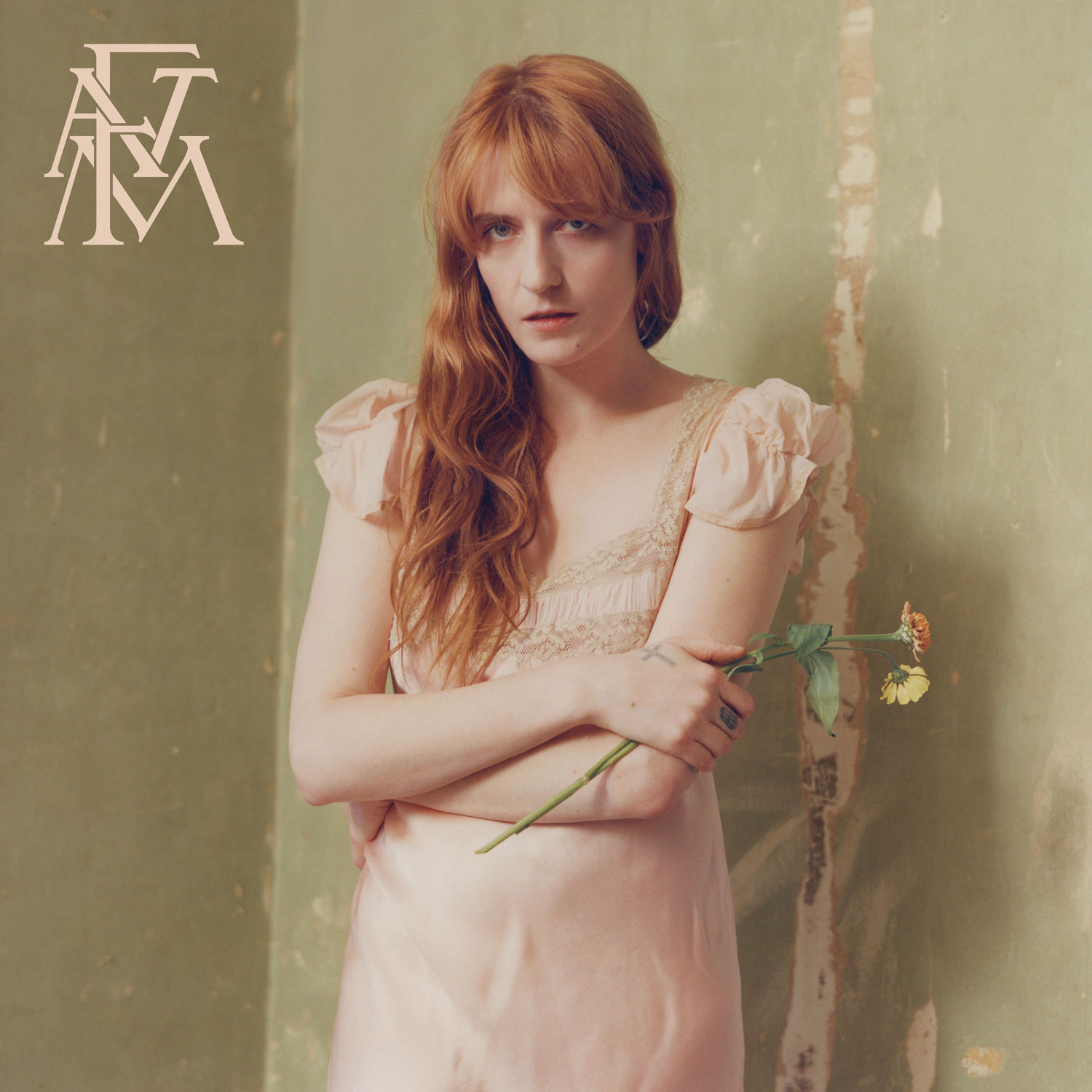 Florence and the Machine - CD High As Hope