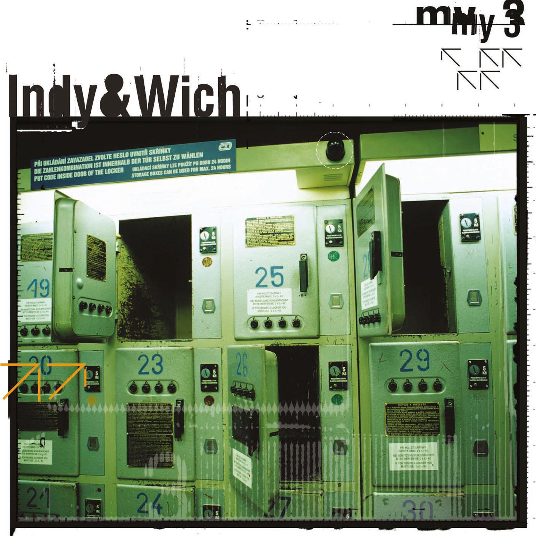 Indy & Wich - CD My 3 (Edice 2018)