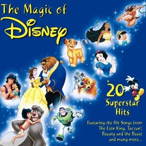 Various - CD MAGIC OF DISNEY/20S.HITS/