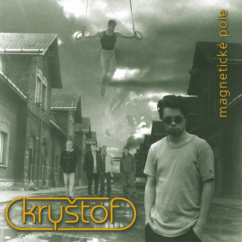 Kryštof - CD MAGNETICKE POLE