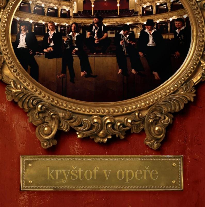 Kryštof - CD KRYSTOF V OPERE
