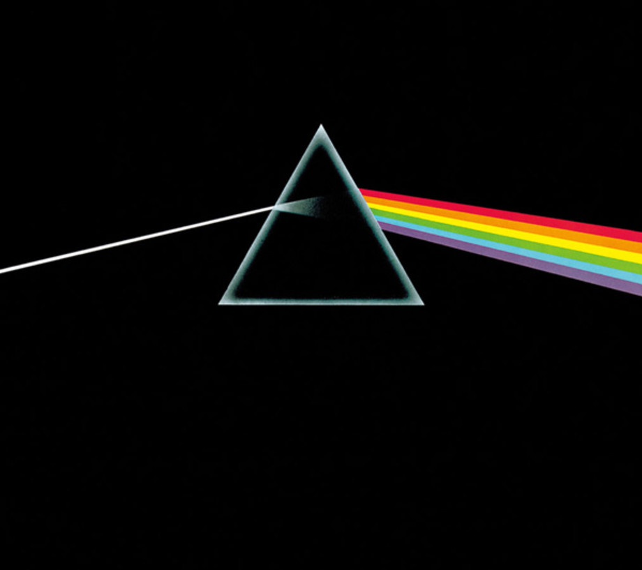 Pink Floyd - CD DARK SIDE OF THE MOON (2011)