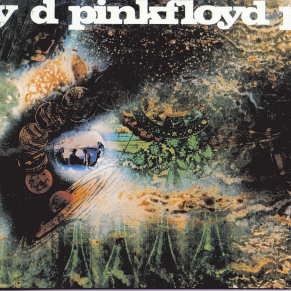 Pink Floyd - Vinyl A SAUCERFUL OF SECRETS - 2011 REMASTERED