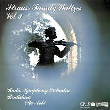 Various - CD STRAUSS FAMILY WALTZES VOL.3