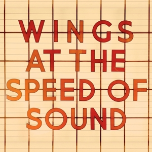 CD WINGS - AT THE SPEED OF SOUND
