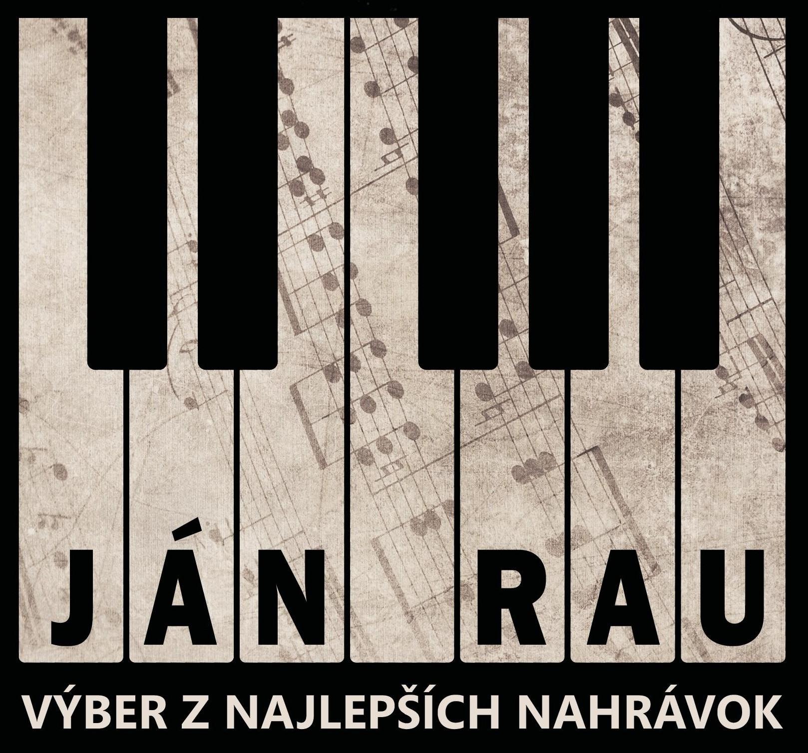 CD RAU JAN VYBER Z NAJLEPSICH NAHRAVOK