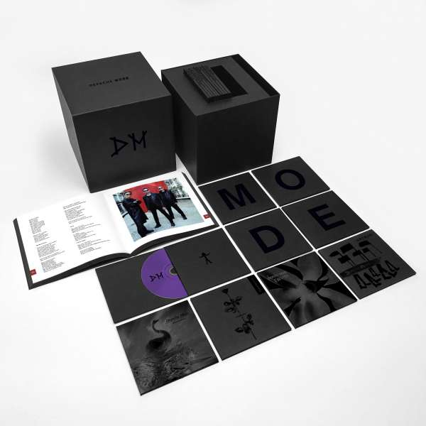 Depeche Mode - CD Mode (18CD Boxset)