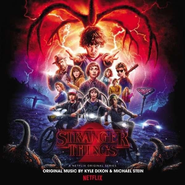 Soundtrack - CD Stranger Things 2