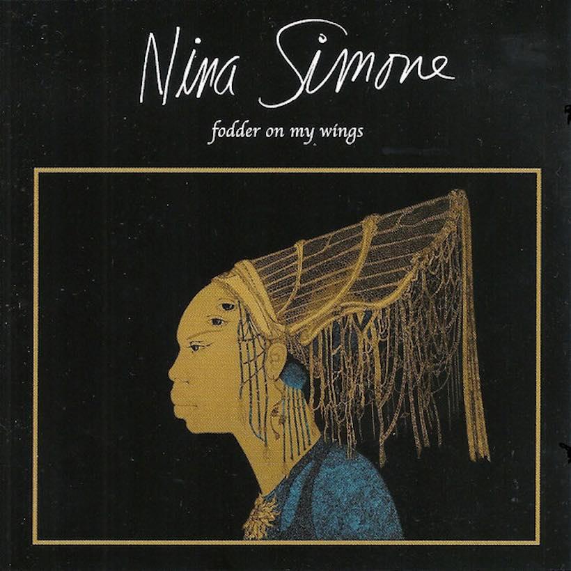 Nina Simone - CD FODDER ON MY WINGS