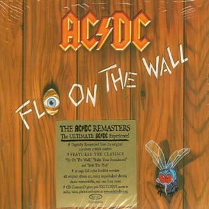 AC/DC - CD Fly On the Wall