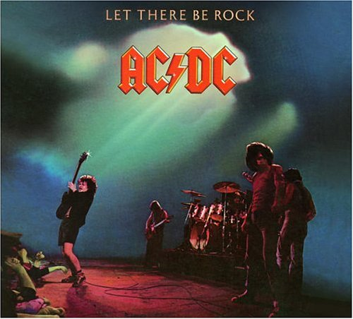 AC/DC - CD Let There Be Rock