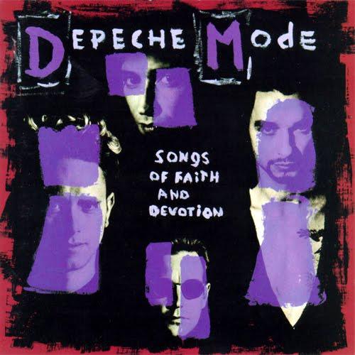 Depeche Mode - Vinyl Songs of Faith and Devotion