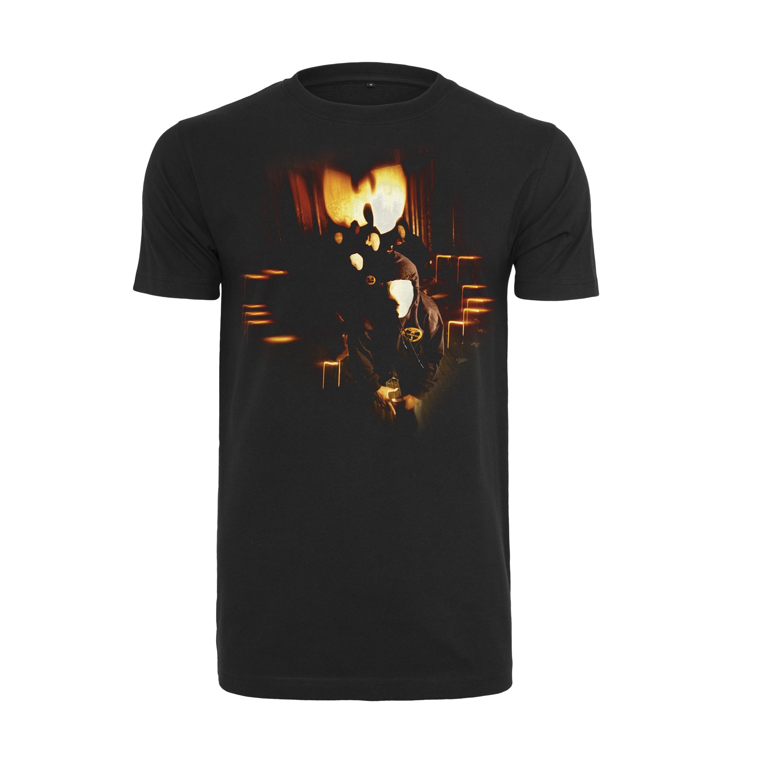 Wu-Tang Clan - Tričko Masks Tee - Muž, Čierna, S