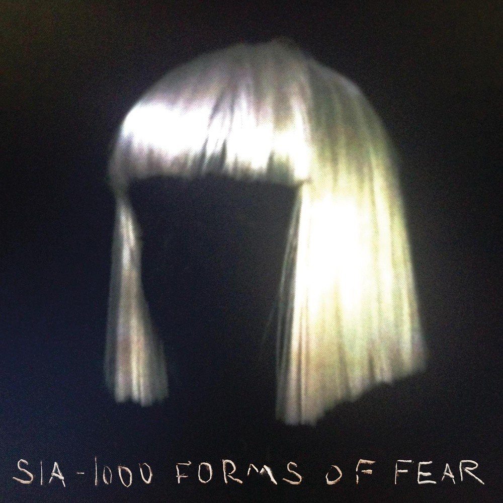 Sia - CD 1000 Forms of Fear