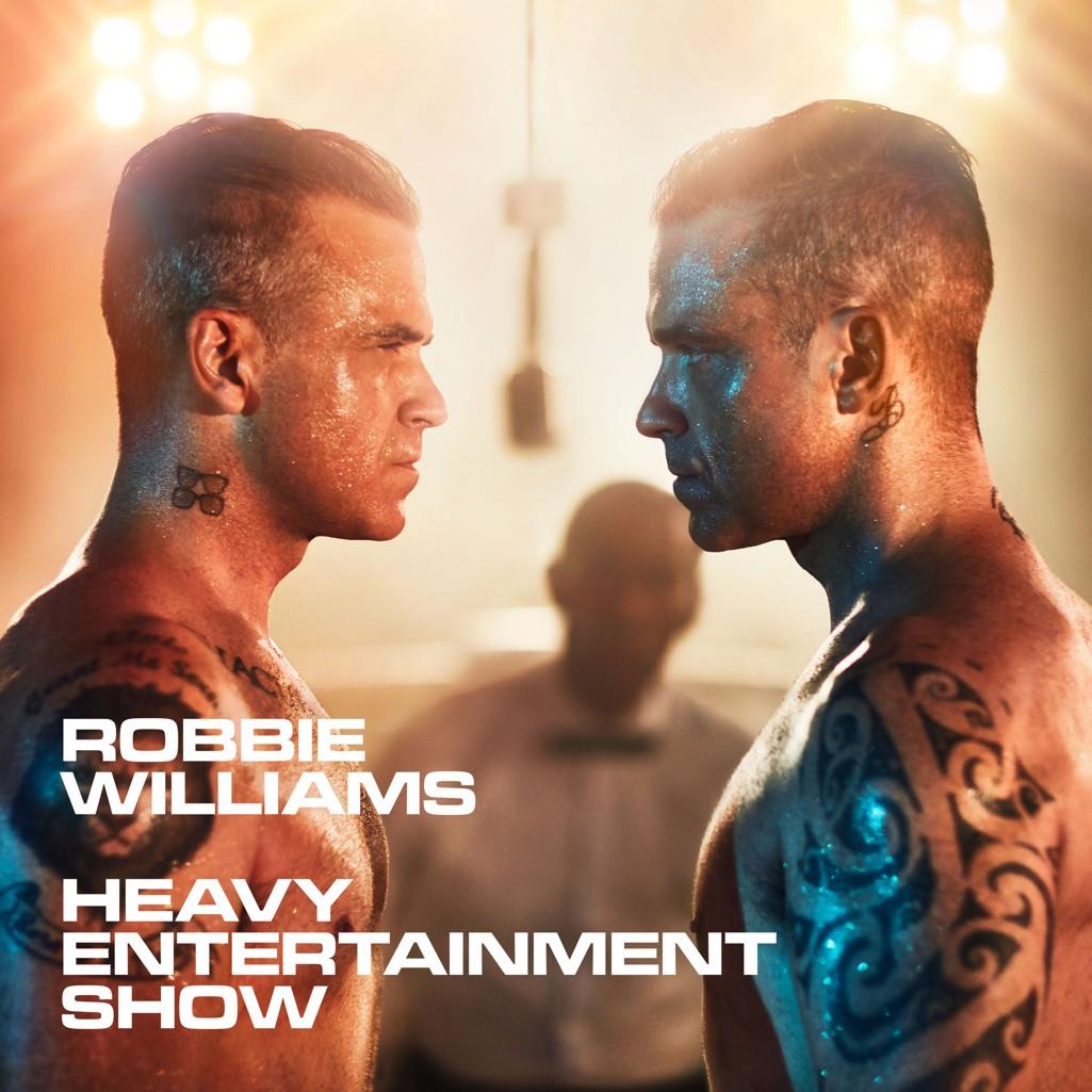 Robbie Williams - CD Heavy Entertainment Show