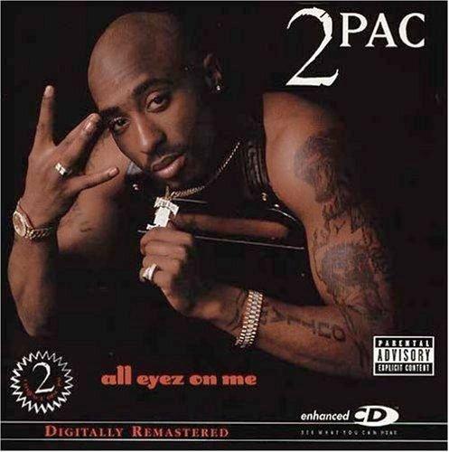 2Pac - CD All Eyez On Me (2CD)