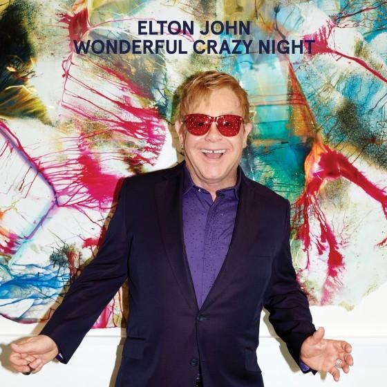 Elton John - CD Wonderful Crazy Night