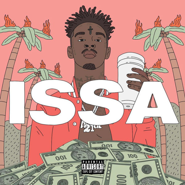21 Savage - CD Issa Album
