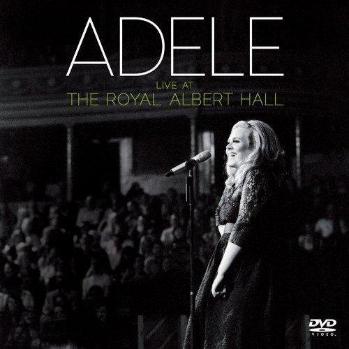 Adele - CD Live At Royal Albert Hall (CD+DVD)