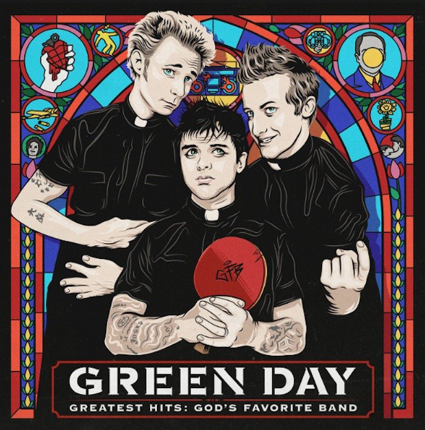 Green Day - CD Greatest Hits: God's Favorite Band