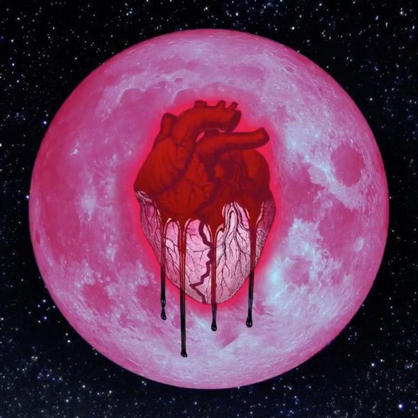 Chris Brown - CD Heartbreak On A Full Moon
