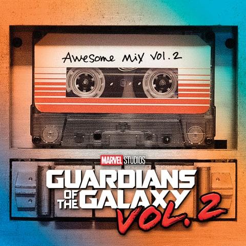 Soundtrack - CD Guardians of the Galaxy vol. 2