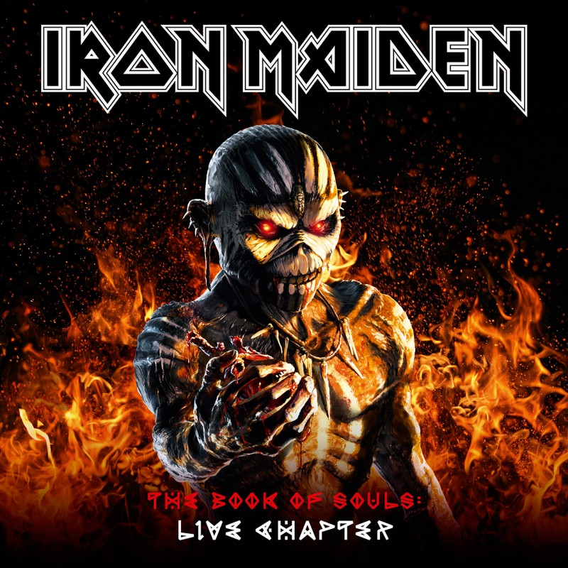 Iron Maiden - CD The Book Of Souls: Live Chapter
