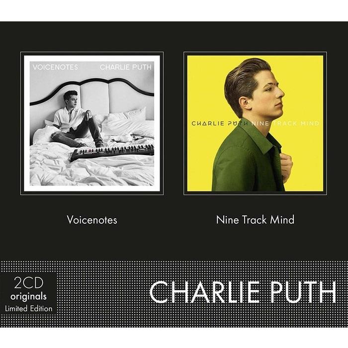 Charlie Puth - CD Voicenotes & Nine Track Mind (2CD)
