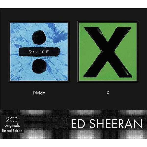 Ed Sheeran - CD Divide & X (2CD)