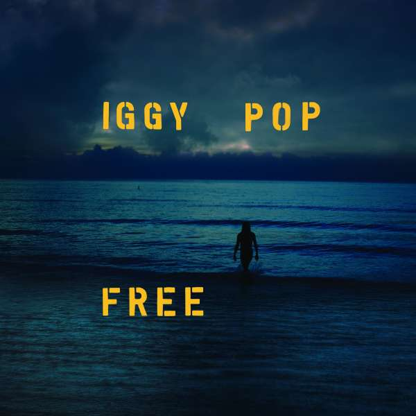 Iggy Pop - CD Free