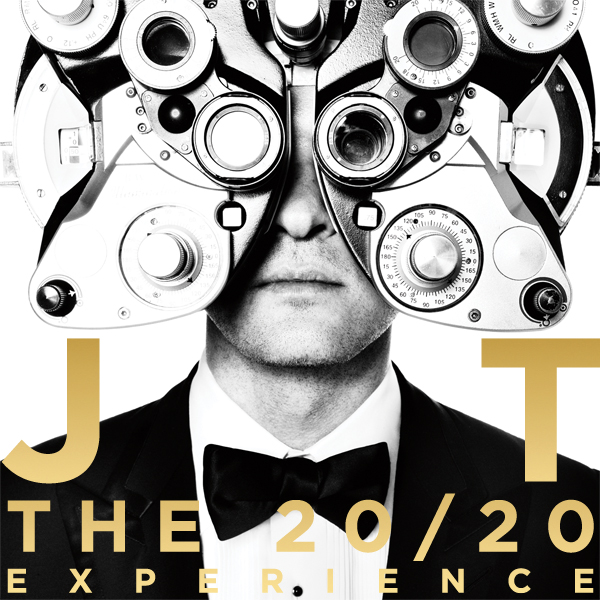 Justin Timberlake - CD The 20/20 Experience