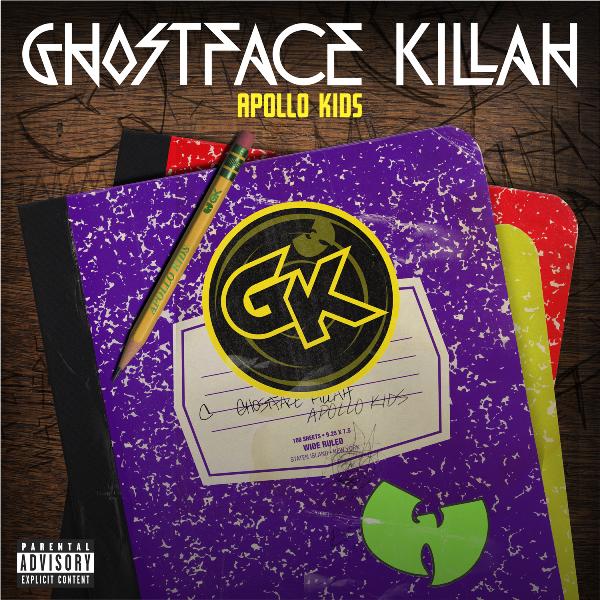 Ghostface Killah - CD Apollo Kids